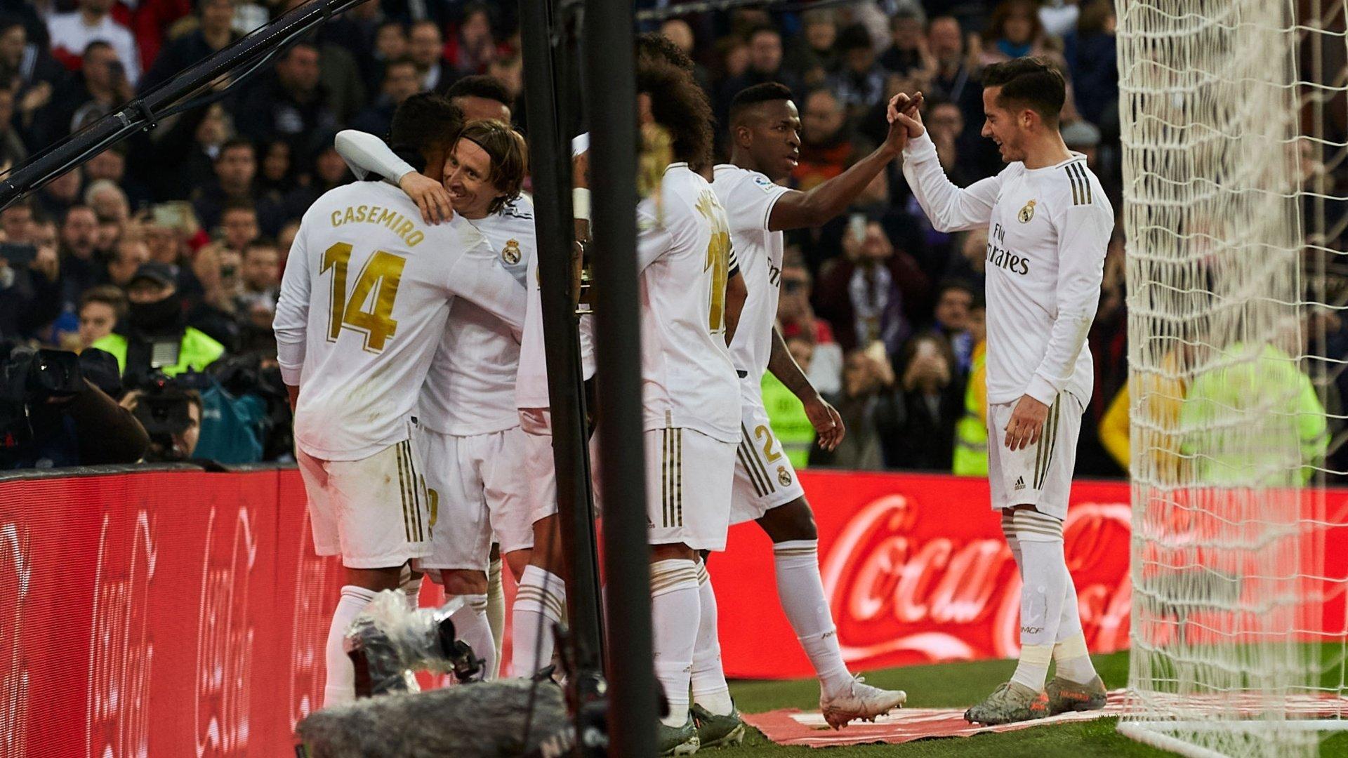 Report: Real Madrid 2-1 Sevilla