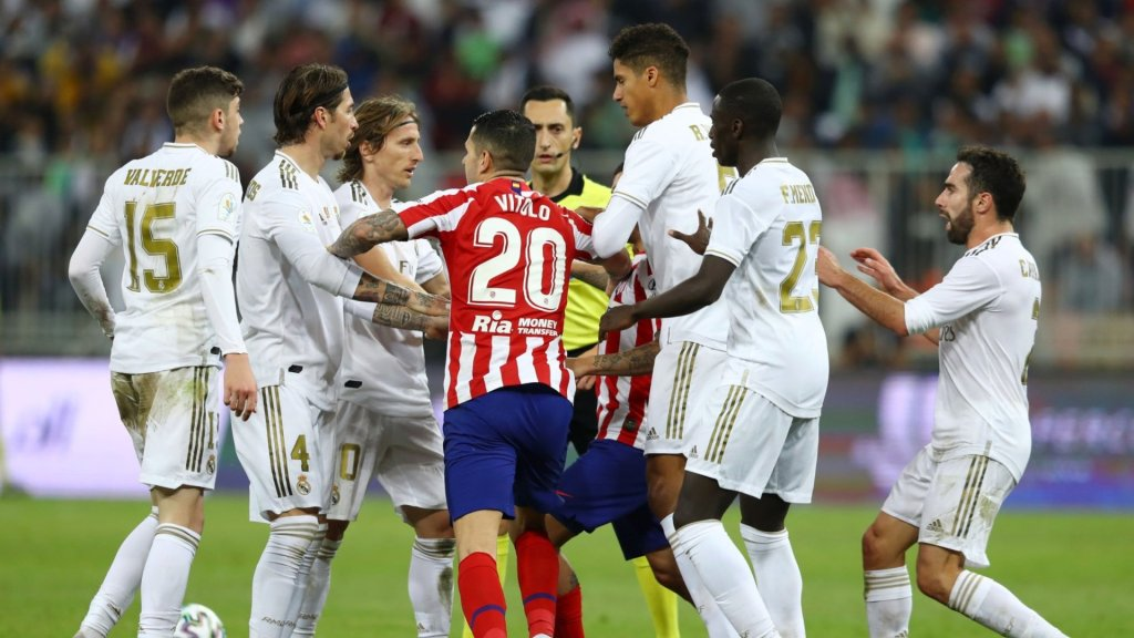 Preview: Real Madrid vs Atletico Madrid