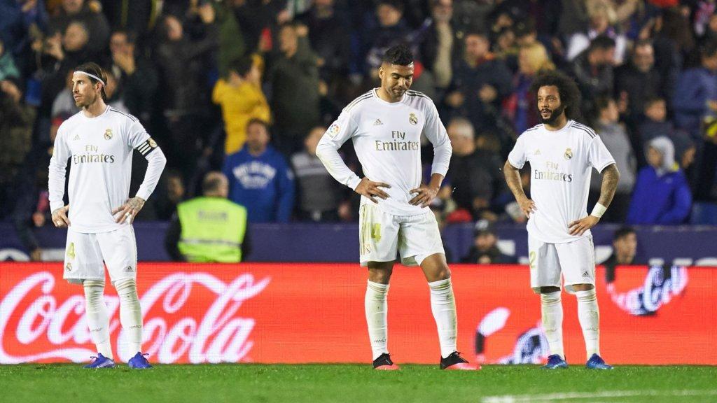 Report: Levante 0-1 Real Madrid