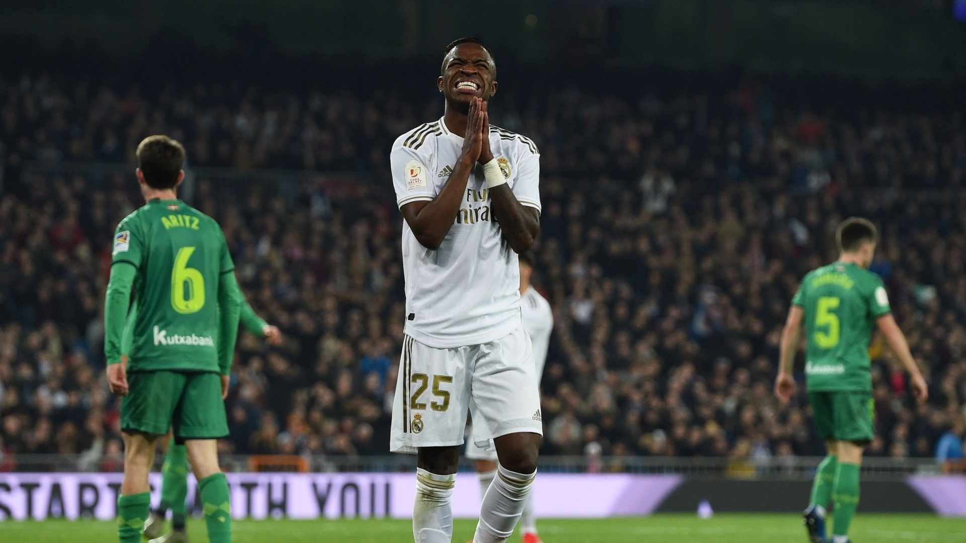 Report: Real Madrid 3-4 Real Sociedad