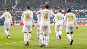 Confirmed: Real Madrid's 19-man squad to face Levante
