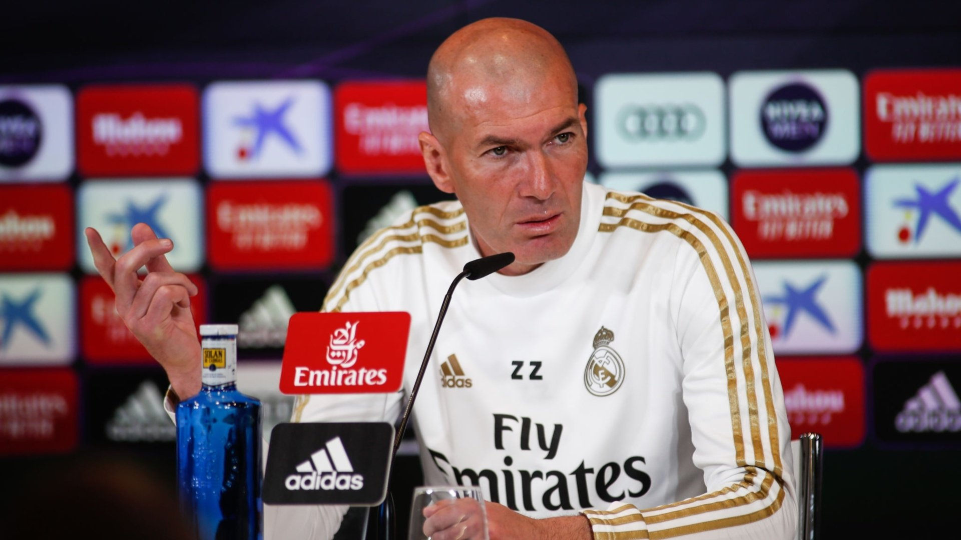 Zidane on El Clásico, lack of goals, Kroos & more