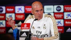 Zidane on El Clásico, lack of goals, Kroos & more