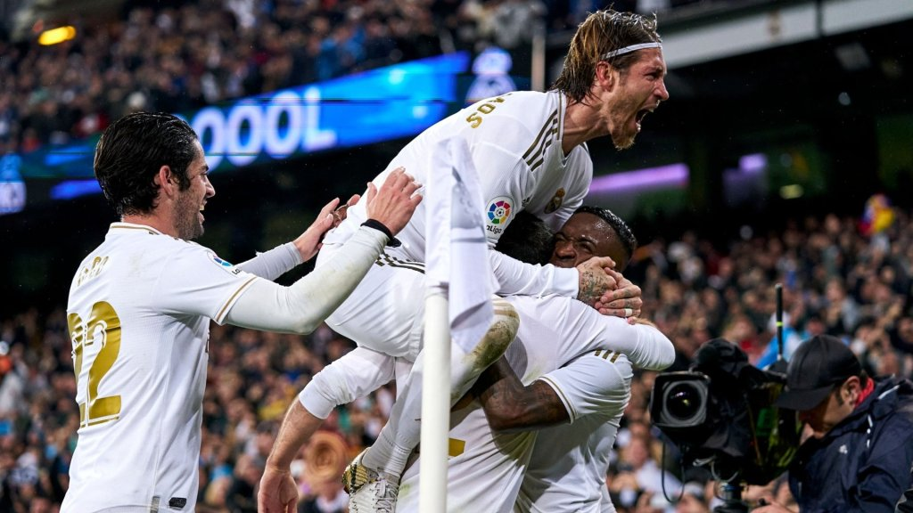 Report: Real Madrid 2-0 Barcelona