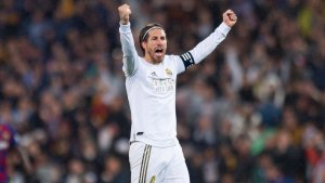 Sergio Ramos raring the return to action