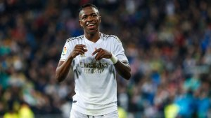 "Vinicius Jr: ""I'm the first person to say that you can always improve everything"""