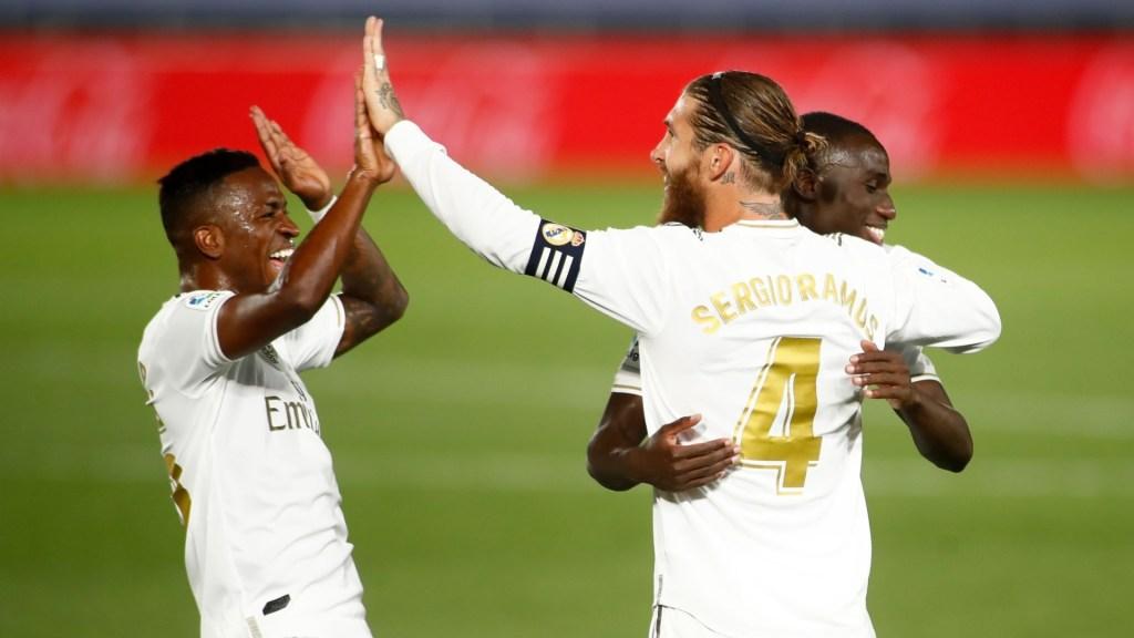 Match report: Real Madrid 2-0 RCD Mallorca