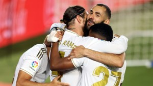 Match Report: Real Madrid 1-0 Getafe