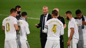 Real Madrid's 24-man squad for Villarreal clash