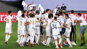 Real Madrid Player Ratings 2019/20
