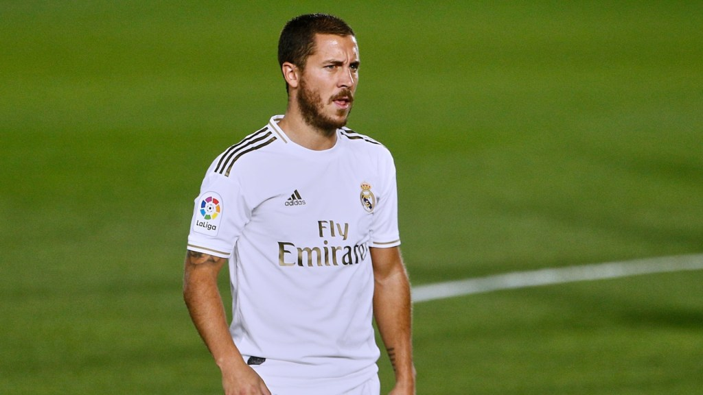 Confirmed: Real Madrid's 24-man squad for Man City