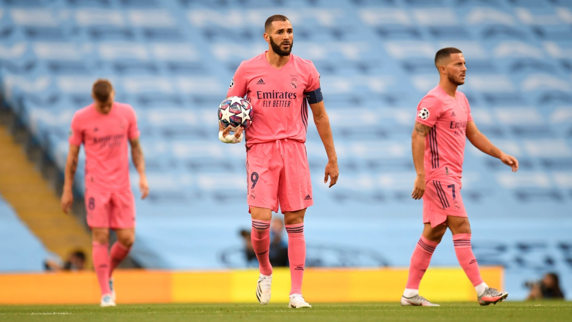 Match report: Manchester City 2-1 Real Madrid (4-2 agg.)