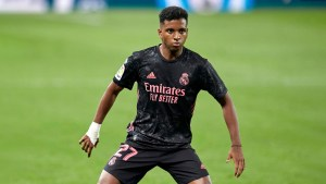 Real Madrid have a huge decision to make with Rodrygo
