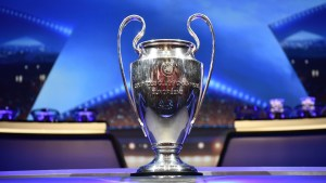 Dates announced for Real Madrid's Champions League matches