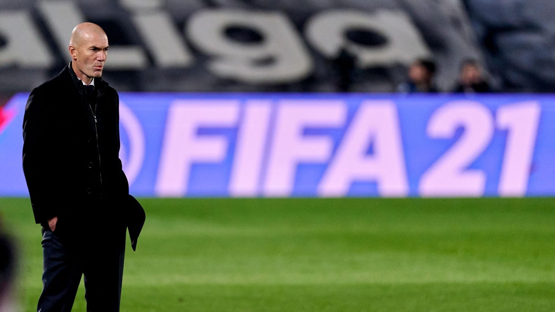 "Zidane: ""I have no explanation for tonight"""