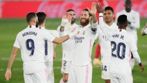 Match Report: Real Madrid 2-0 Granada CF