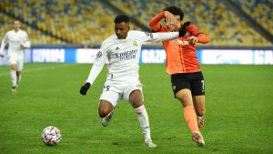 Match Report: Shakhtar Donetsk 2-0 Real Madrid