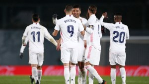 Confirmed: Real Madrid's 23-man squad to face Celta Vigo