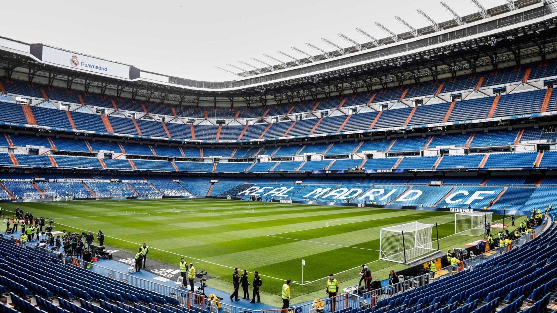 Real Madrid ends financial year with €313k profit, despite suffering with COVID-19…