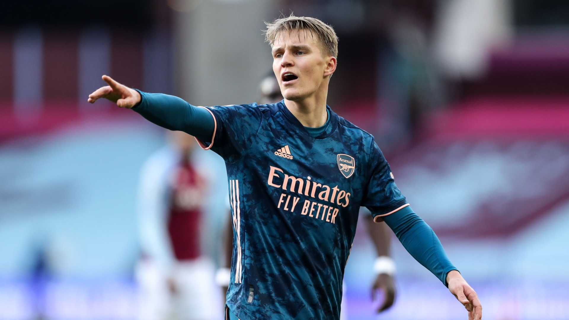 Ødegaard is beginning to feel the warmth at Arsenal