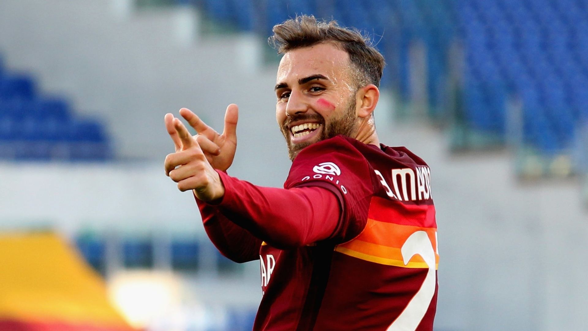 Borja Mayoral is coming to life in Italy