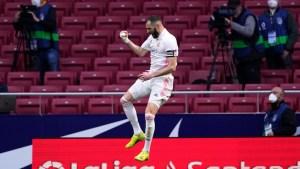Match Report: Atlético Madrid 1-1 Real Madrid