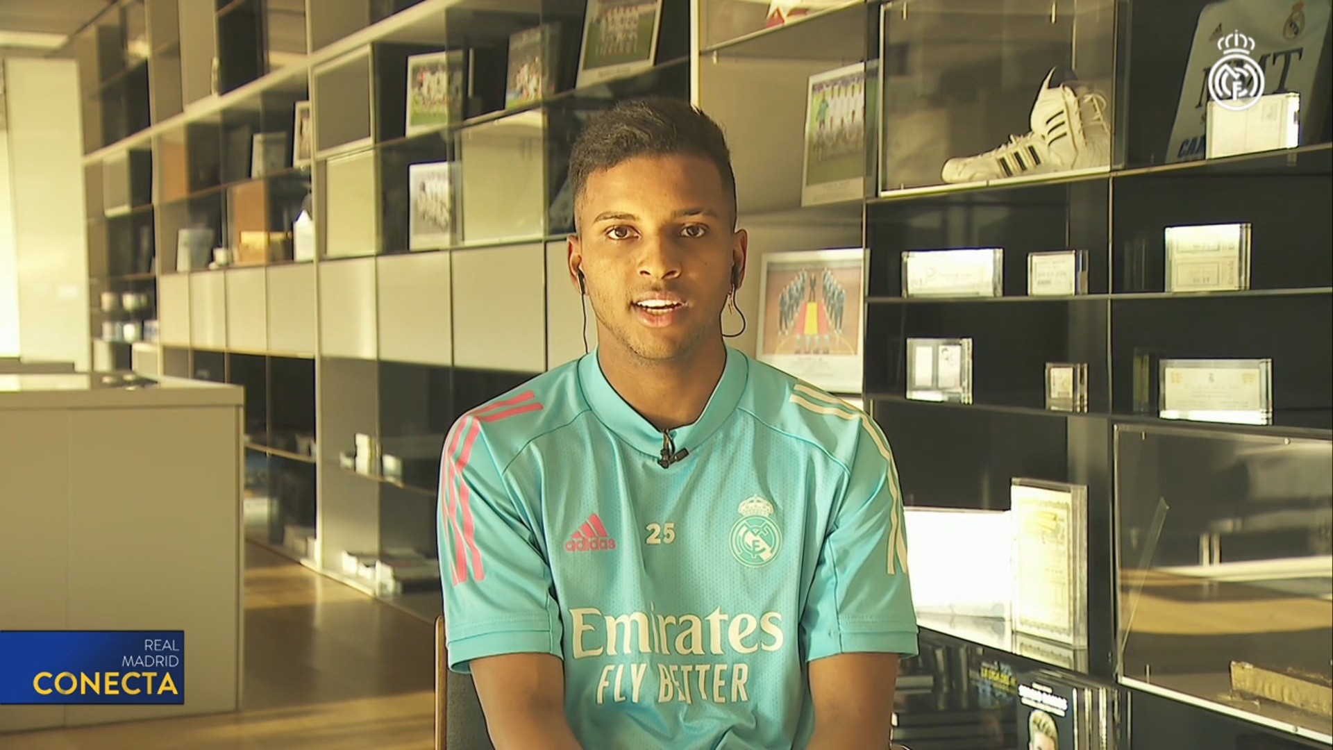 """Rodrygo: """"We will fight until the end in every match, no matter what"""""""