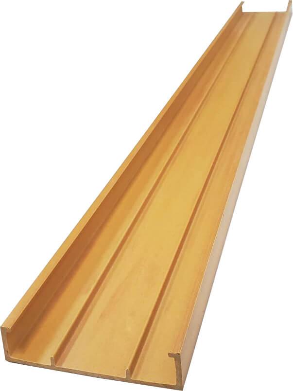 ไม้ฝ้าสำเร็จรูป PCC สี Maple