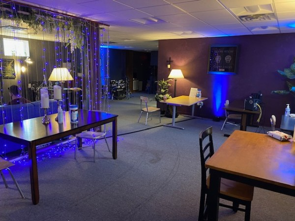 Infinite Recording Studio - Common Area