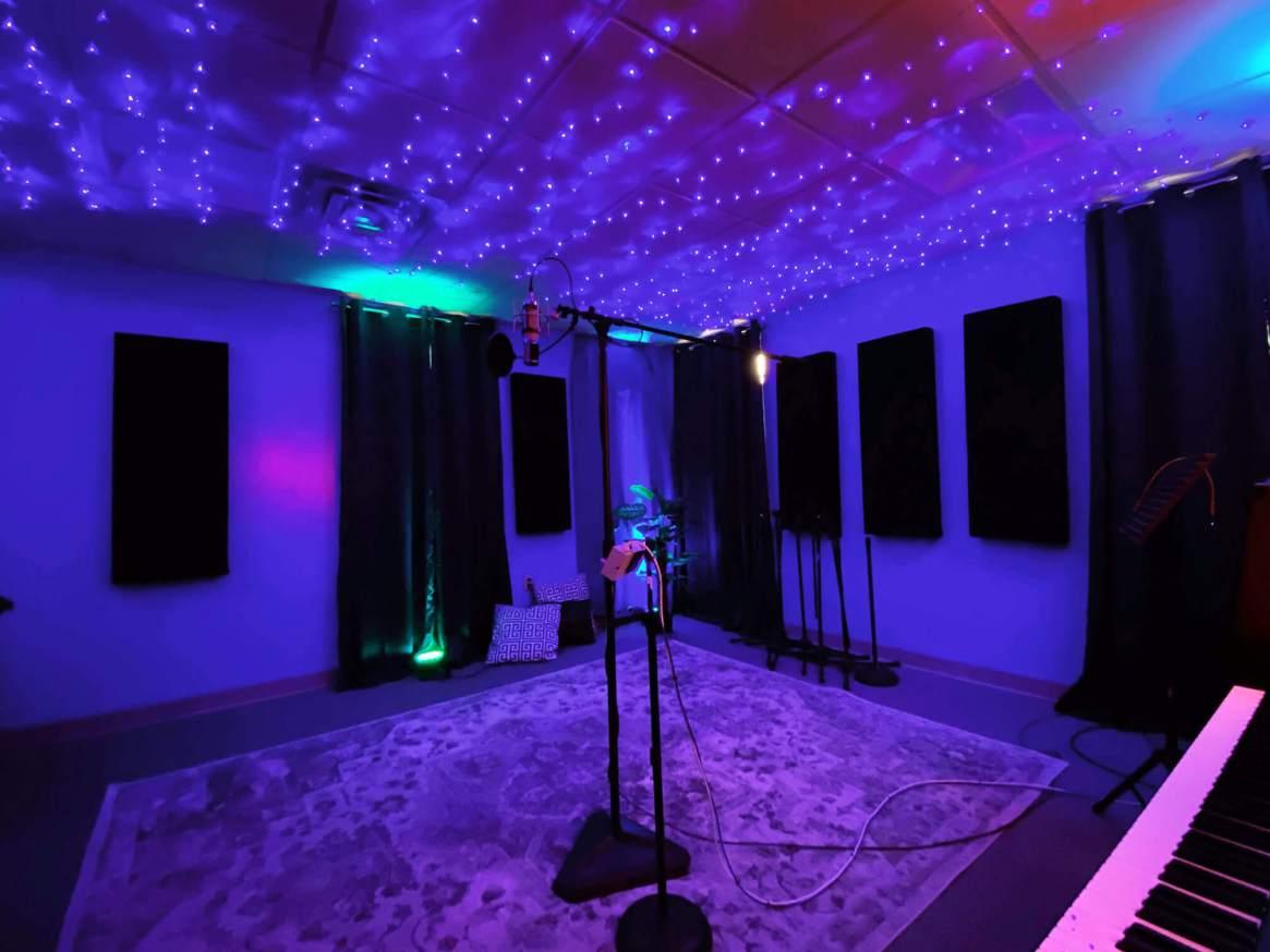 Infinite Recording Studios Live Room A