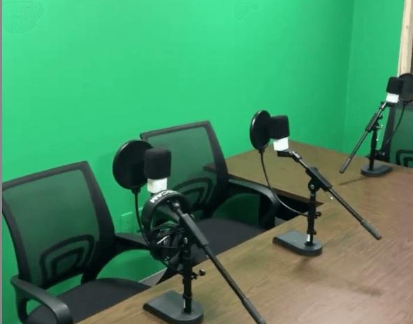 Infinite Recording Studios - Podcasting Studio