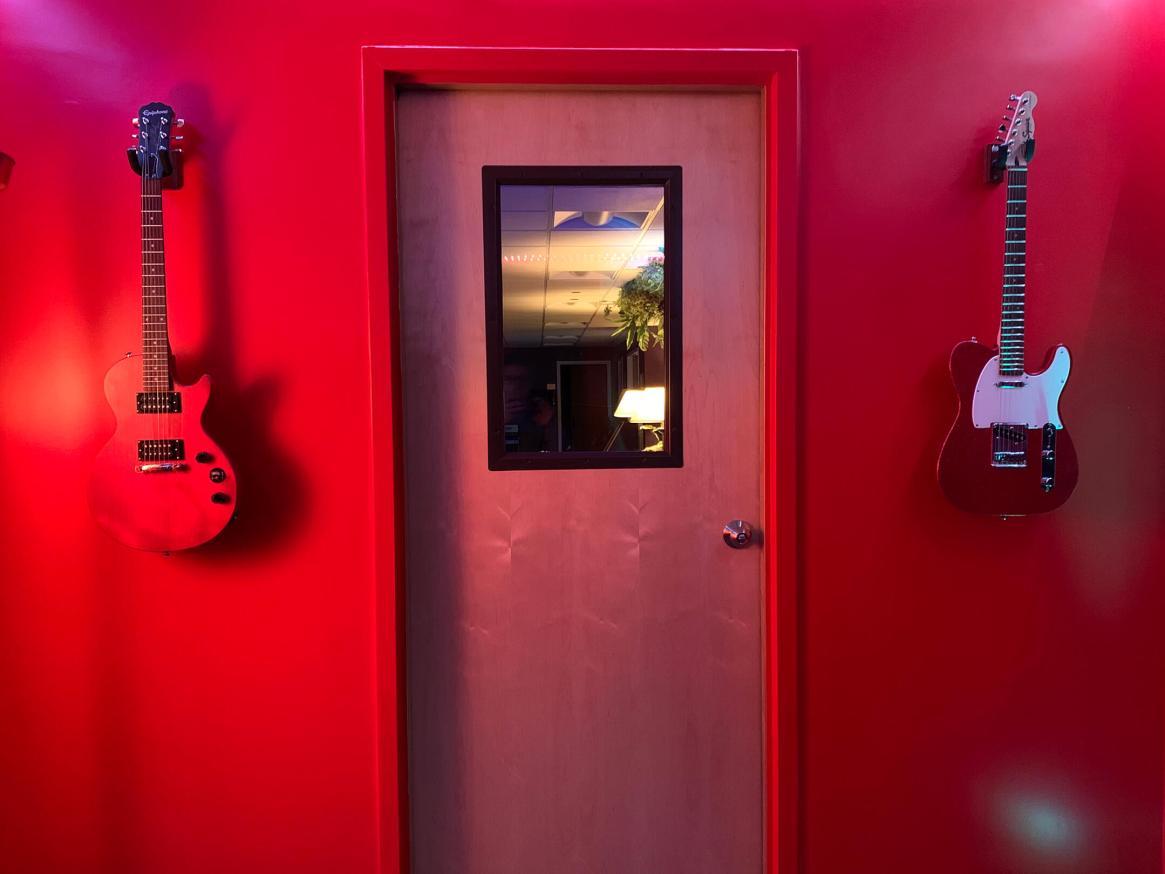 Infinite Recording Studio Entry