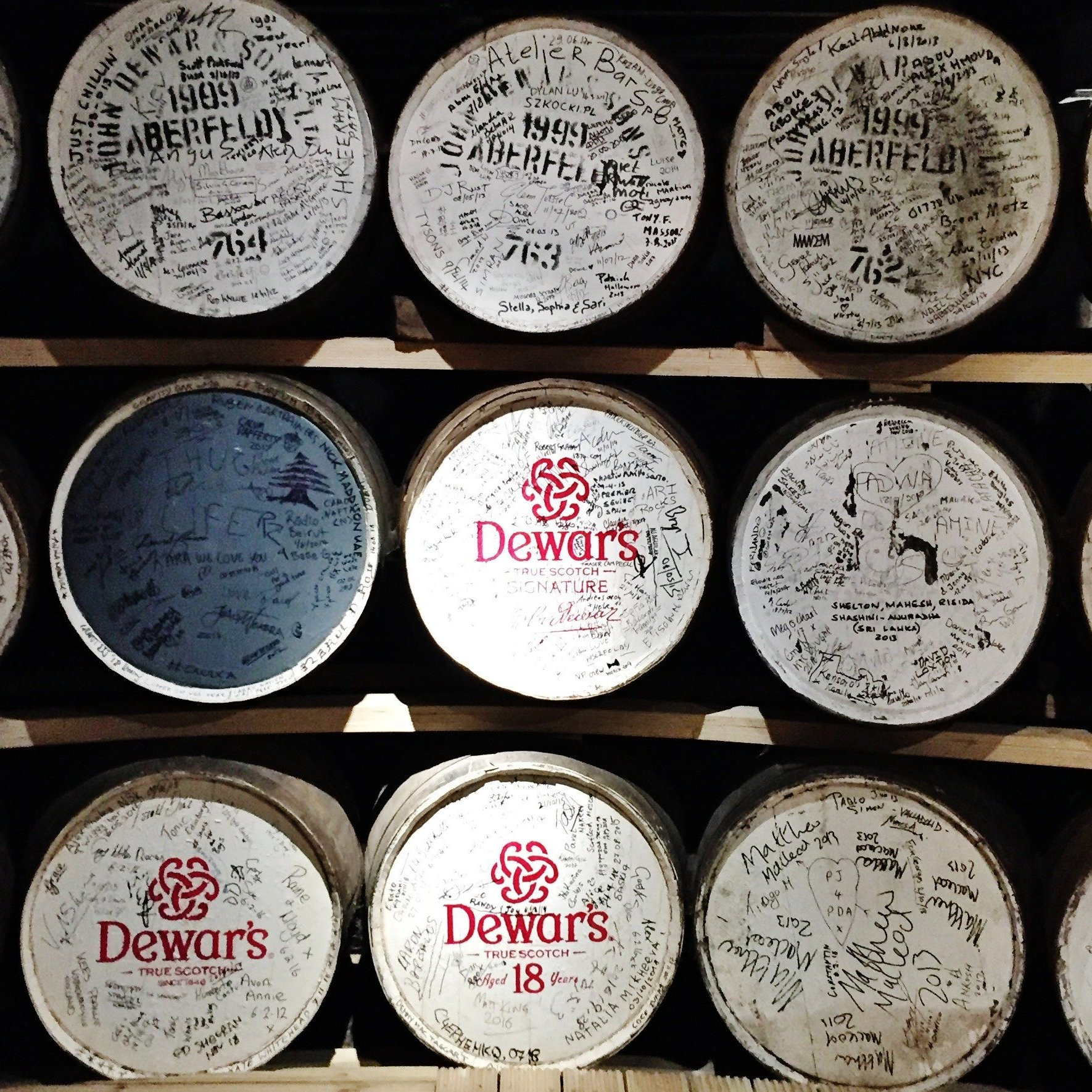 Private tours of whisky distilleries, Scotland