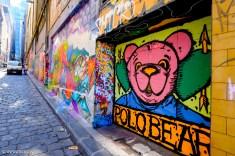 Hoiser Lane Street Art... Loving it!
