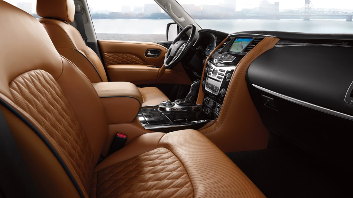 Suv With Captain Chairs 2019 Infiniti Qx80 Suv Photos And Videos Infiniti Usa