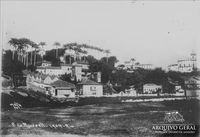 Augusto Malta. Praia do Russell, 1904. Rio de Janeiro / Acervo do AGCRJ