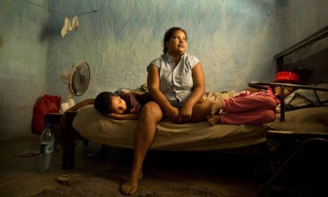 Em busca de histórias, a equipe que produziu a reportagem percorreu o estado por cerca de um mêsFoto: Márca Foletto / Agência O Globo