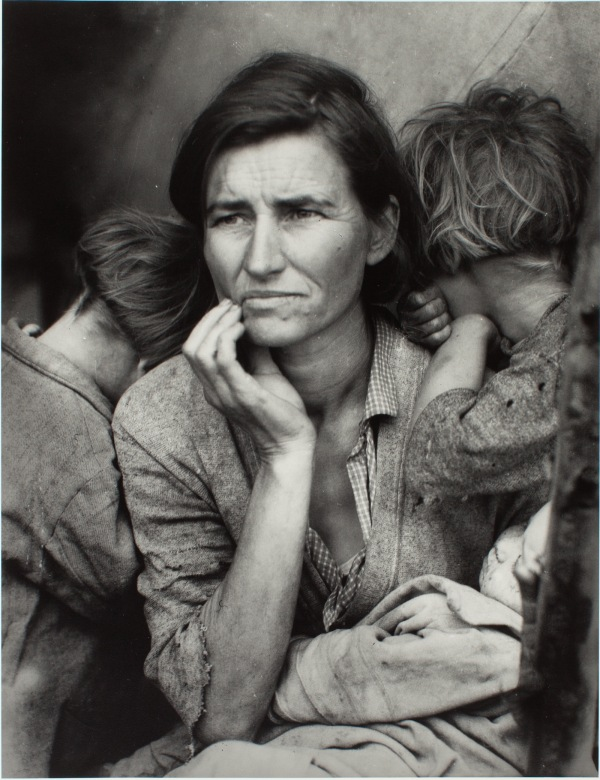 Dorothea Lange - Migrant Mother - 1936