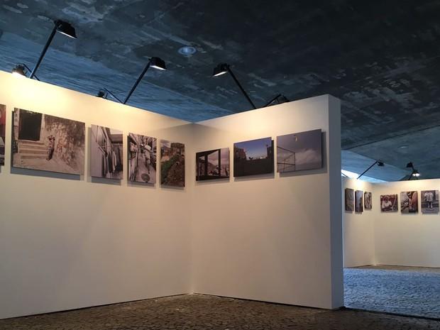 Exposição está montada no MAM e será aberta neste sábado (5) (Foto: Divulgação/Favelagrafia)
