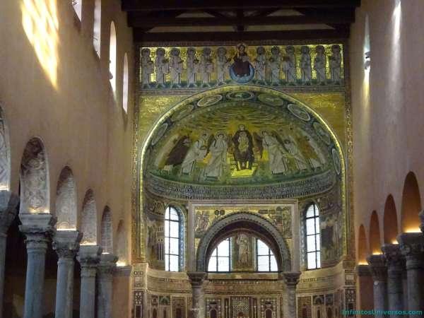 Basílica Eufrasiana Porec - Que ver en Croacia