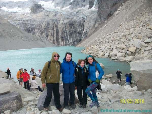 Trekking las Torres del Paine