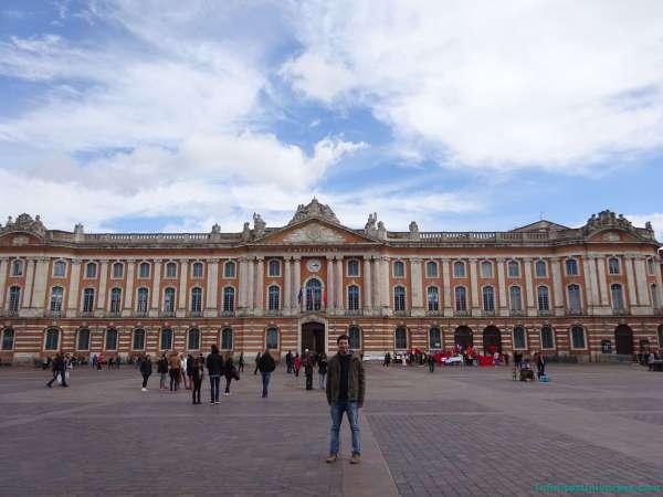 Toulouse en un día