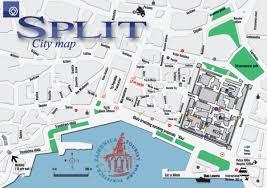 mapa split croacia que ver en split en un dia