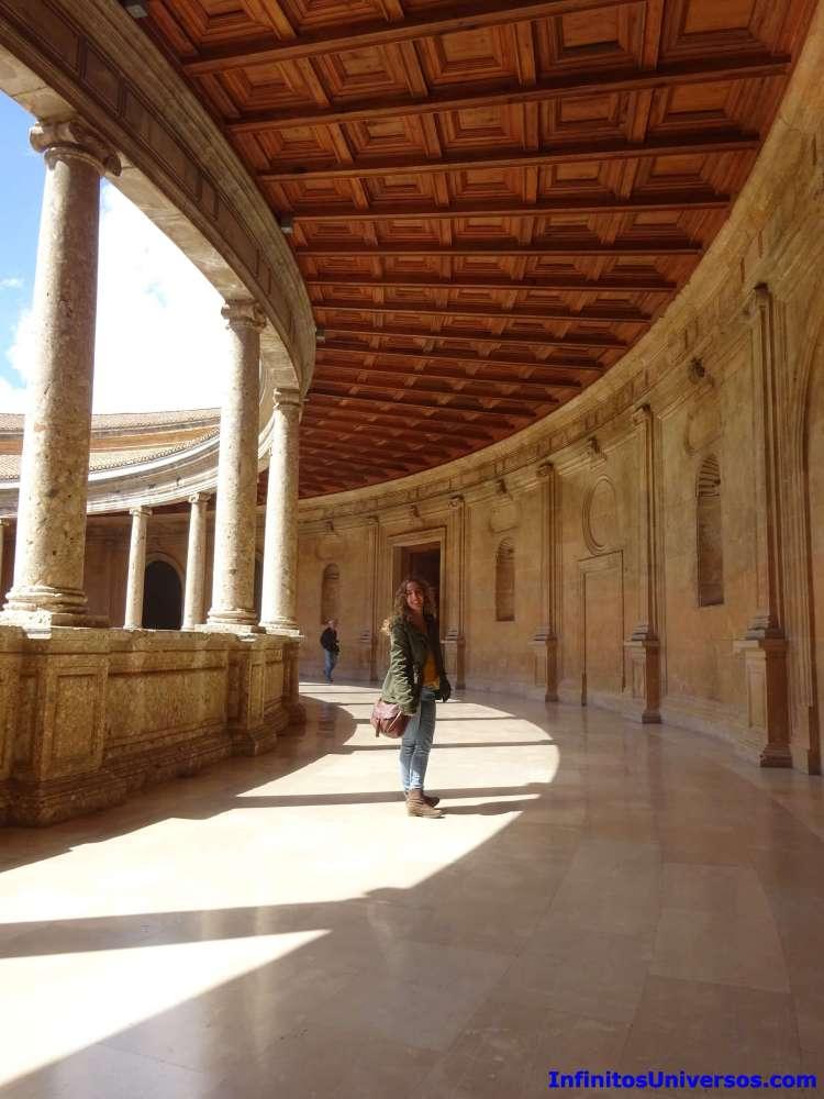 Palacio de Carlos V - Alhambra de Granada