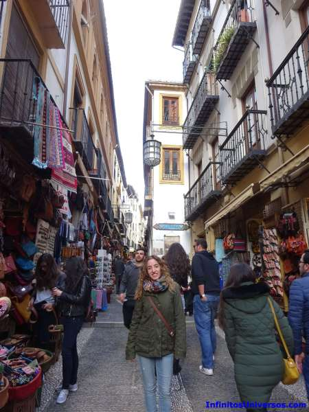 barrio albaycin - Que ver en Granada