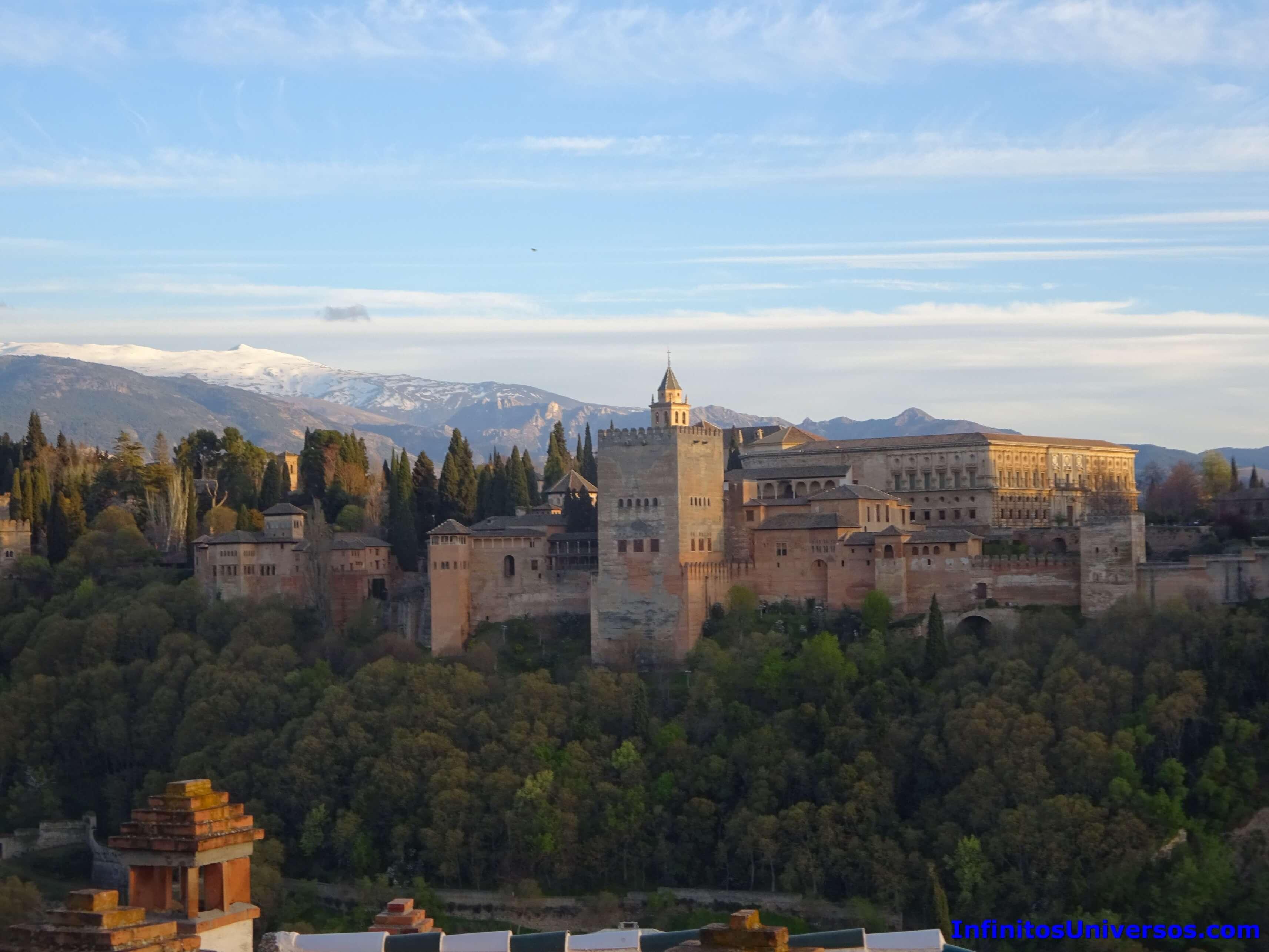 Granada que ver en granada viajes españa - Europa en verano