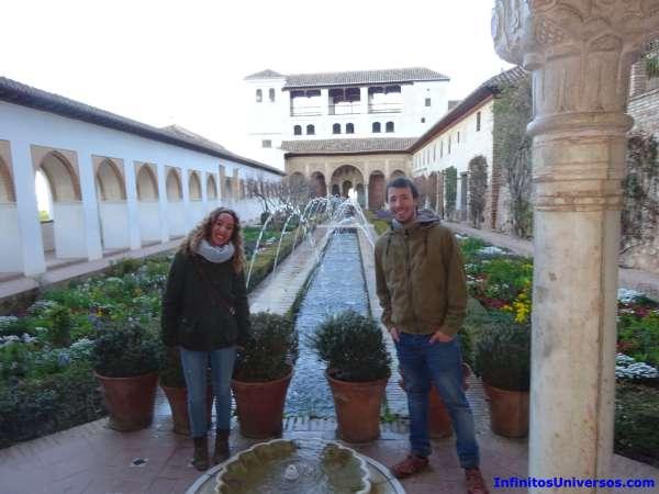 Cómo preparar la visita a la Alhambra de Granada