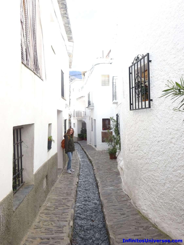 Pampaneira - Ruta por las Alpujarras granadinas