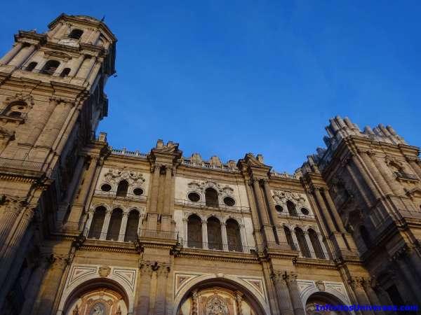 Catedral de Málaga que ver en malaga