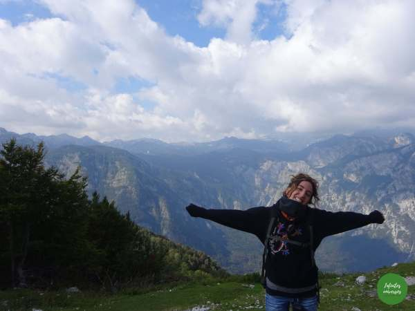 Impresionantes vistas Lago Bohinj Increíbles paisajes en Eslovenia: Slap Savica - Vogel - Lago Bohinj